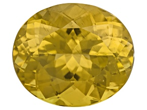 Yellow Apatite 9.00ct Minimum 14x12mm Oval