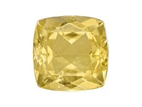 Yellow Apatite 2.50ct Minimum 8mm Square Cushion