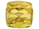 Yellow Apatite 9mm Square Cushion 4.00ct
