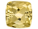 Yellow Apatite 1.25ct Minimum 6mm Square Cushion