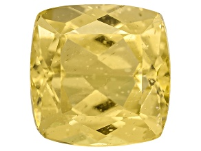 Yellow Apatite 7mm Square Cushion 1.50ct