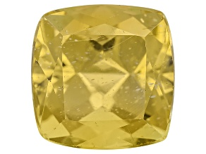 Yellow Apatite 7mm Square Cushion 2.00ct