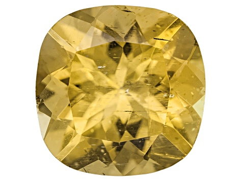 Yellow Apatite 3.75ct Minimum 10mm Square Cushion