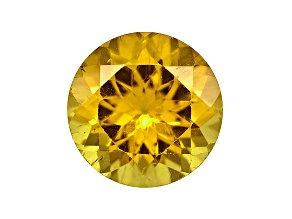 Yellow Apatite 10mm Round 4.25ct