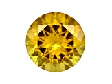 Madagascan Canary Apatite Average 4.25ct 10mm Round