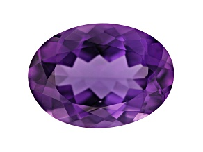 Amethyst 14x10mm Oval 5.20ct