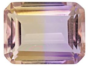 Ametrine 9x7mm Emerald Cut 2.25ct