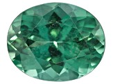 Green Apatite 10x8mm Oval 2.53ct