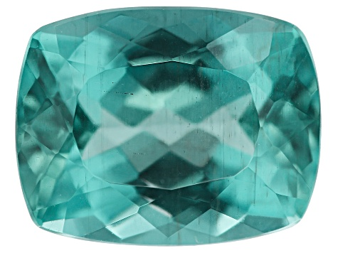 Green Blue Apatite 9.3x7.3mm Rect Cushion 2.40ct min wt.