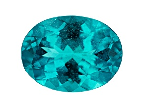 Paraiba Color Apatite 9.27ct 16x12mm Oval