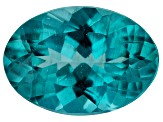 Paraiba Color Apatite 4.96ct 14x10mm Oval