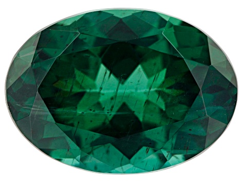 Green Apatite 5.72ct 14x10mm Oval