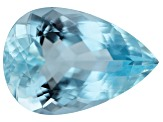 Aquamarine 10.83ct 19.6x13.5mm Pear