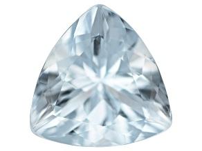Aquamarine 3.64ct 11.5mm Triangle