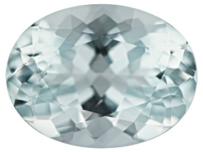 Aquamarine 7.53ct 16x12mm Oval