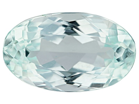Aquamarine 13.10ct 19x11.5mm Oval
