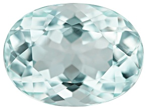 Aquamarine 9.04ct 15x11.3mm Oval