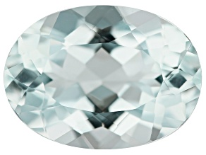 Aquamarine 5.48ct 14x10.3mm Oval
