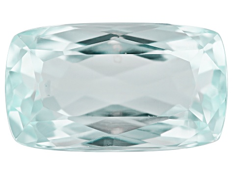 Aquamarine 6.69ct 14.8x8.5mm Rec Cush