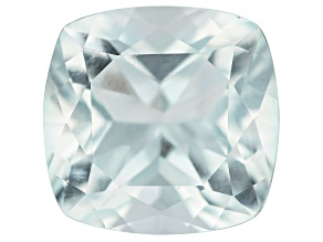 Aquamarine 12.94ct 15mm Sq Cush