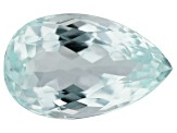 Aquamarine 9.95ct 18x11mm Pear