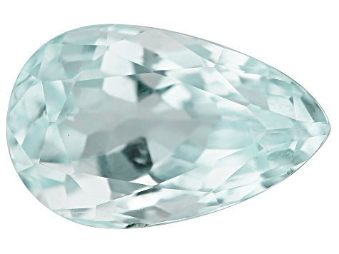 Aquamarine 7.12ct 15.4x9.7mm Pear