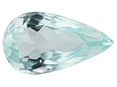 Aquamarine 6.15ct 17.4x10mm Pear