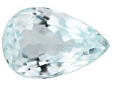 Aquamarine 6.88ct 15x10mm Pear