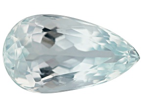 Aquamarine 12.86ct 20x12mm Pear