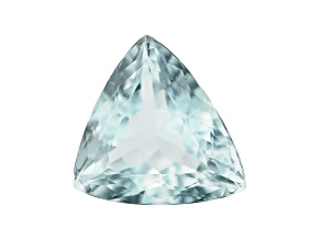 Aquamarine 7.66ct 15.5x13.7mm Trillion