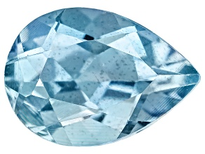 Aquamarine 7x5mm Pear Shape .60ct