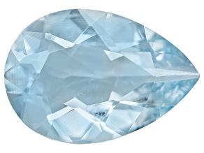 Aquamarine Pear Shape 1.75ct