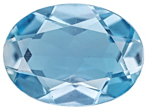 Aquamarine 7x5mm Oval .55ct