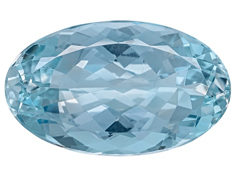Aquamarine 26.8x16mm Oval 26.73ct