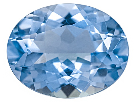 Aquamarine 9x7mm Oval 1.50ct