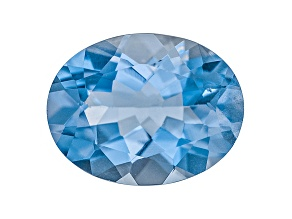 Aquamarine 9x7mm Oval 1.35ct