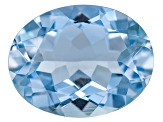 Aquamarine 9x7mm Oval 1.30ct