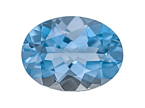 Aquamarine 8x6mm Oval .90ct