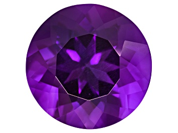 Picture of Amethyst 8mm Round 1.50ct