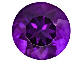 Amethyst 8mm Round 1.50ct