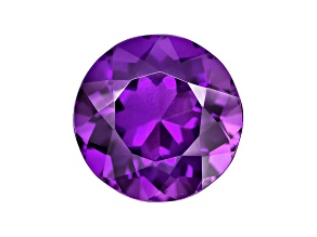 Amethyst 10mm Round 3.00ct