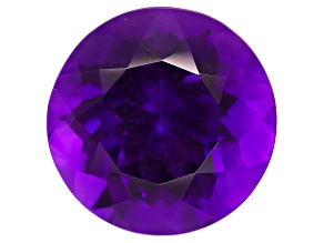 Amethyst 11mm Round 4.00ct