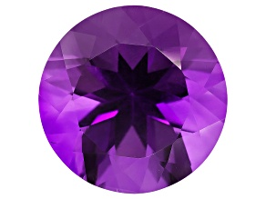 Amethyst 13mm Round 6.25ct