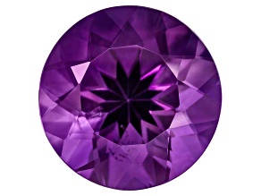 Amethyst 14mm Round 8.00ct
