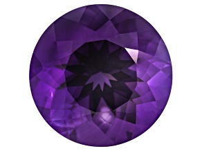 Amethyst 19mm Round 22.35ct