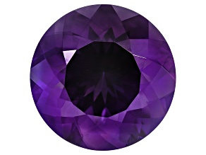 Amethyst 21mm Round 29.68ct