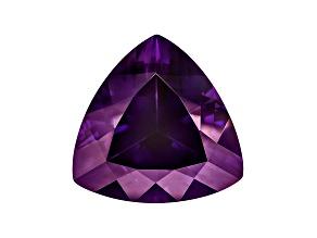 Amethyst 15mm Trillion 8.75ct