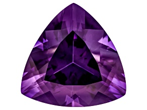 Amethyst 16mm Trillion 11.00ct