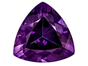 Amethyst 17mm Trillion 13.25ct