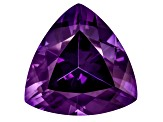 Amethyst 17mm Trillion 13.25ct
